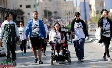 UN: Palestine Marathon Draws Attention to the Right to Freedom of Movement