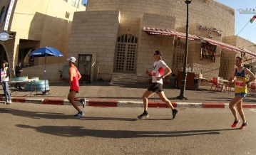 8,000 people for One Voice: Free Movement Marathon runs for Palestine